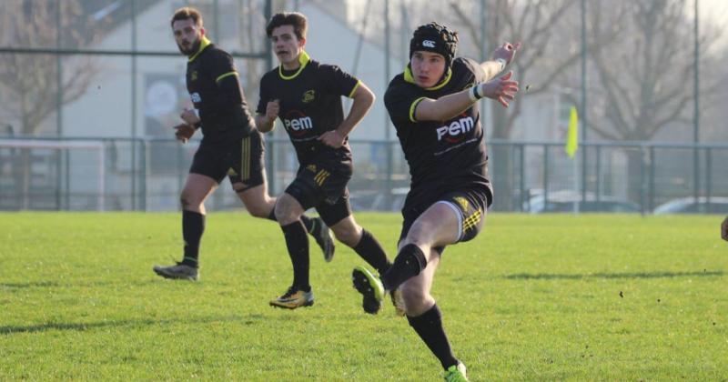 Rugby Amateur : les plus belles photos du week-end, épisode 10