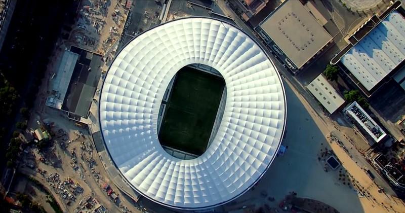 C'est officiel, pas de finales de coupe d'Europe à Marseille !