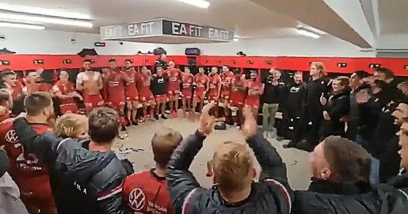 Challenge Cup - Découvrez la joie des Toulonnais après leur place en finale [VIDEO]