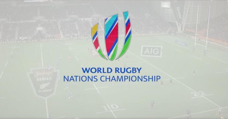 Championnat des nations - World Rugby ajoute 1,1 milliard d'euros à son projet
