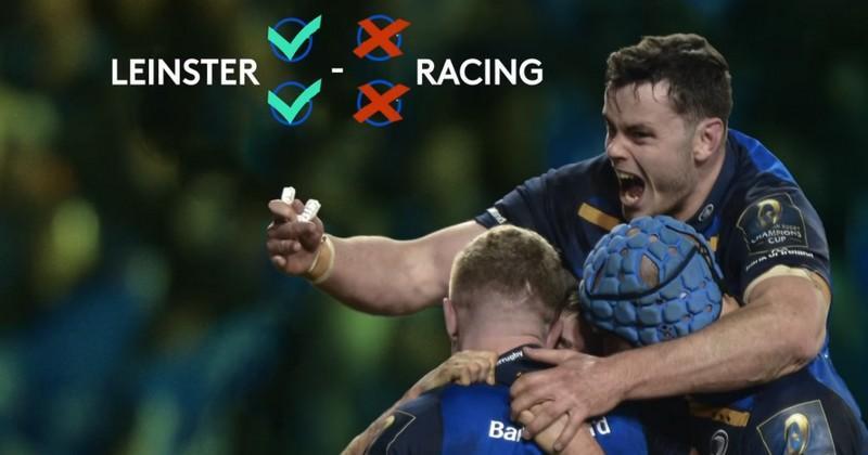 Champions Cup - Finale. Les pronostics des rédacteurs pour Leinster vs Racing 92