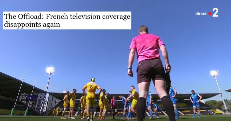Champions Cup. La presse irlandaise demande à l'EPCR de recadrer France Télévisions