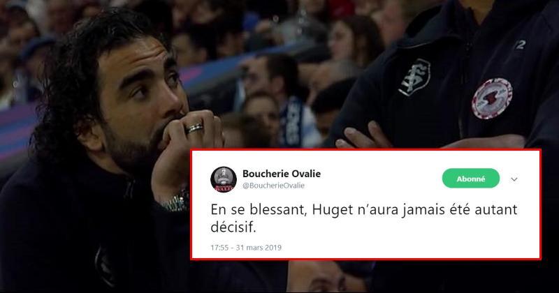 CHAMPIONS CUP : la qualification du Stade Toulousain en 1/2 finale vue par Twitter