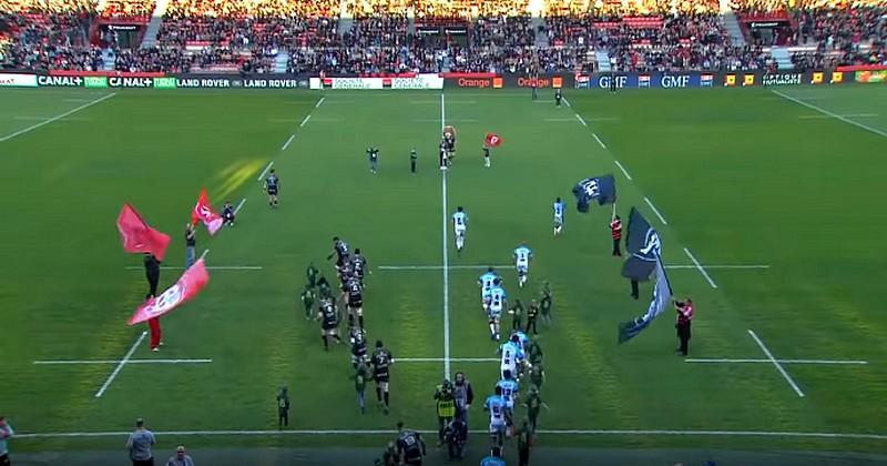 Champions Cup - Toulouse avec Ntamack au centre, Picamoles titulaire [COMPOSITION]
