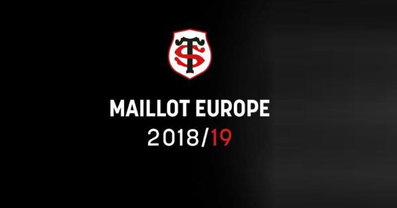 CHAMPIONS CUP : le Stade Toulousain dévoile son nouveau maillot pour la Coupe d'Europe