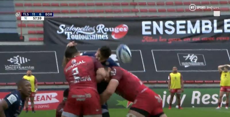 Champions Cup. Le Stade Toulousain sera privé de son capitaine Julien  Marchand pour la finale - Le Rugbynistère
