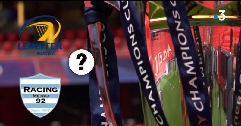 Champions Cup - les clés de la finale entre le Leinster et le Racing 92