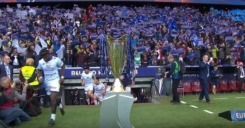 Champions Cup - Les poules pour la saison 2018-2019