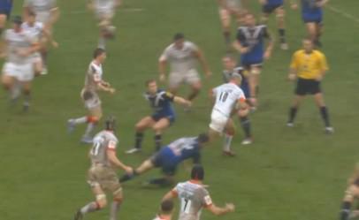 La feinte de Hodgson fait mouche et enterre Bath
