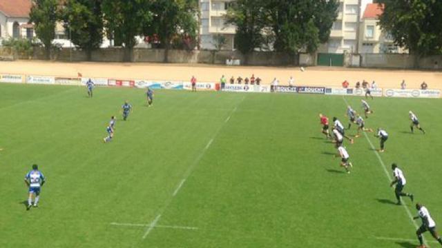 FÉDÉRALE 3. Chartres sacré champion de France après sa victoire contre Annecy en finale