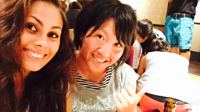 À la rencontre de Cheyenne Dalverny, première Française à jouer chez les pros au Japon