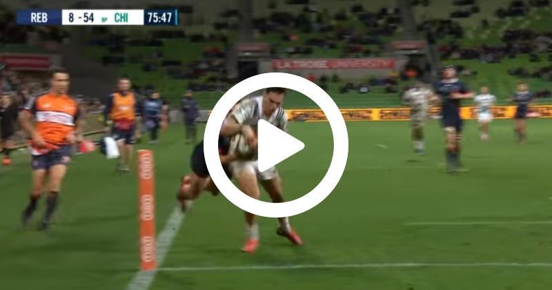 Super Rugby - Les Chiefs font exploser les Rebels et se qualifient contre toute attente pour les quarts ! [VIDÉO]