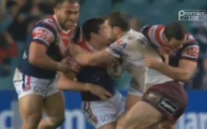 VIDEO. Manly - Sydney, la rencontre de XIII qui a vu des chocs fatals