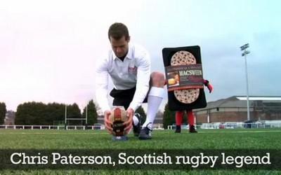 Hommage à Chris Paterson, néo-retraité international.