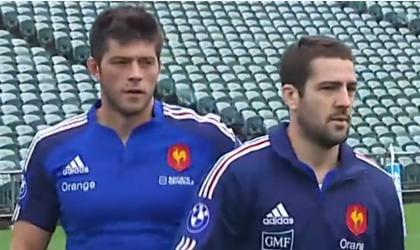 Du sang neuf pour le XV de France qui fera face aux Auckland Blues