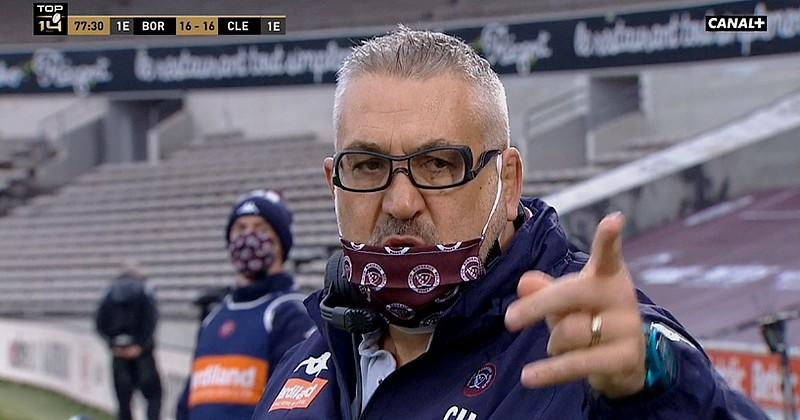 ''Fais pas le malin, ferme ta g***le, je te dis !'' Urios se paie Didier Bès [VIDEO]