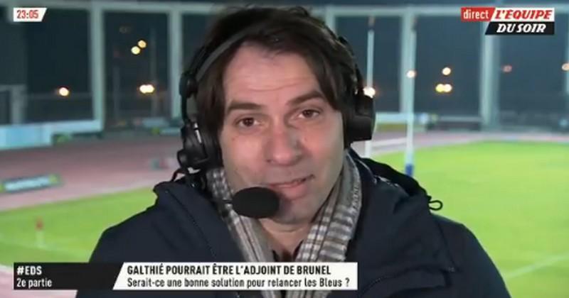 Christophe Dominici dubitatif sur l'arrivée de Fabien Galthié dans le staff des Bleus