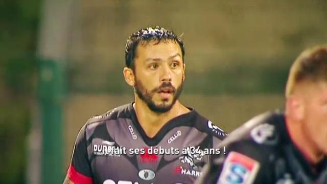 VIDEO. Super Rugby : le Canal Rugby Club a suivi les premiers pas de Clément Poitrenaud aux Sharks