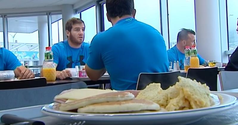 La nutrition comme prévention des commotions à Clermont ?