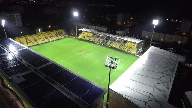 Top 14 - Clermont et La Rochelle résistent à la baisse d'affluence dans les stades