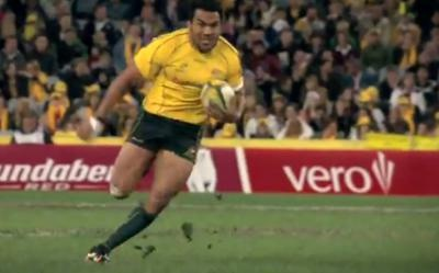 Clip d'encouragement aux Wallabies - Coupe du monde de Rugby