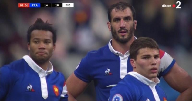 Combien de téléspectateurs ont regardé le XV de France durant la tournée ?