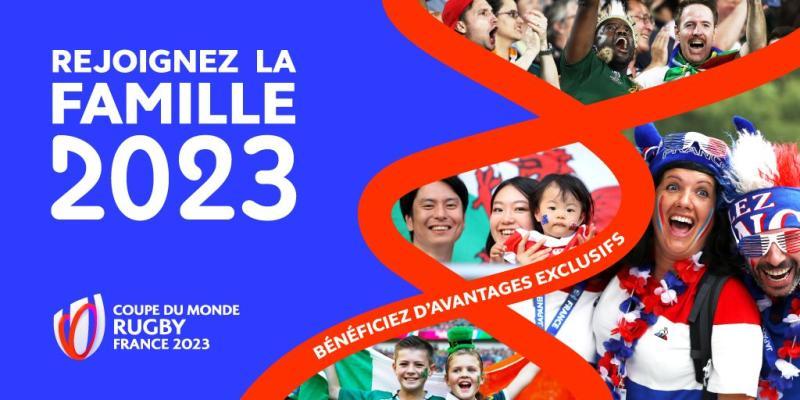 Comment accéder aux préventes de la Coupe du monde 2023 en France ?