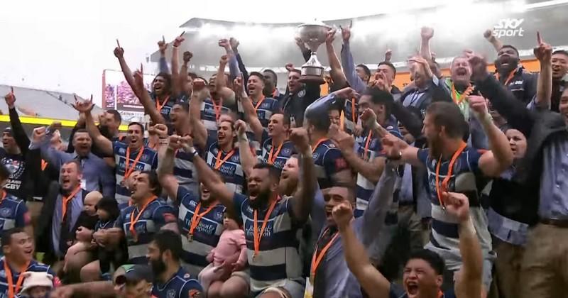 VIDÉO. Mitre 10 Cup - Comment Auckland s'est offert un 17e titre après 100 minutes
