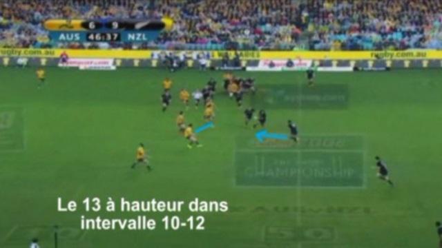 VIDEO. Le rugby pour les nuls - Leçon 10 : Comment jouer dans la zone centrale avec les All Blacks