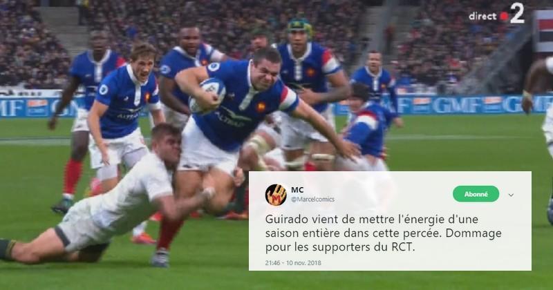 Comment le match France vs Afrique du Sud a-t-il été vu par Twitter