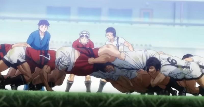 Comment le rugby est-il représenté dans les mangas au Japon ?