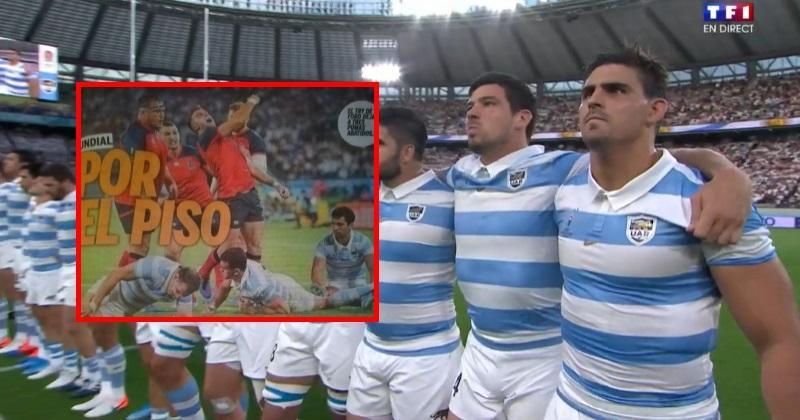 Comment l'élimination prématurée des Pumas est-elle jugée par la presse en Argentine ?