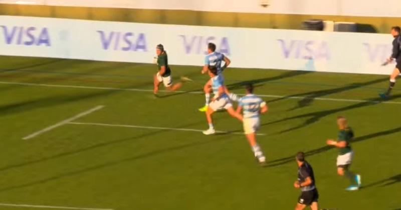 Comment les Springboks ont-ils renversé l'Argentine pour remporter le Rugby Championship ?