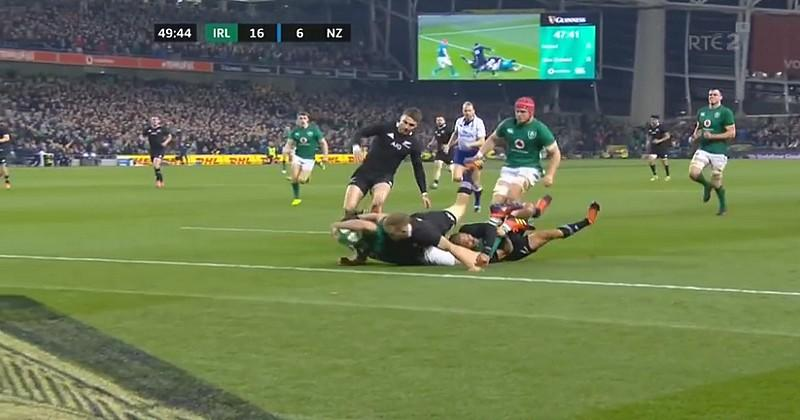 On a revu Irlande vs All Blacks 2018 : quelles sont les clés de l'exploit ? [VIDÉO]