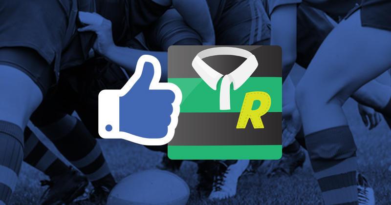 Comment suivre Le Rugbynistère sur Facebook