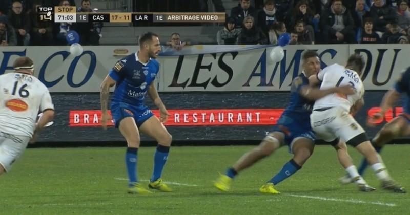 Rugby - Discipline : trois semaines de suspension pour Sinzelle