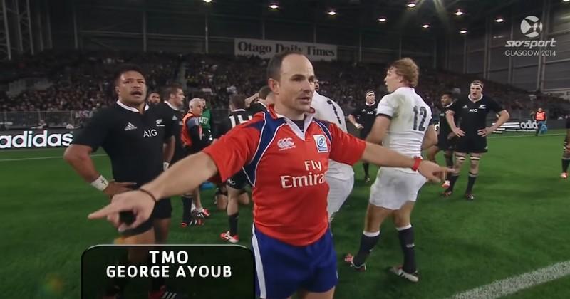 Comment World Rugby va réduire l'impact du TMO lors de la tournée de novembre