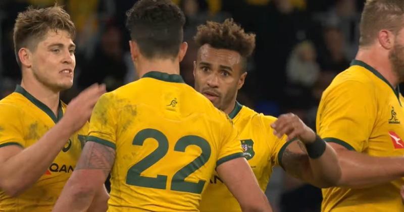 Coupe du monde - Les Wallabies avec quelle équipe pour défier les Fidji ce samedi ?