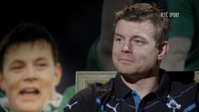 Composition de l'Irlande face au XV de France