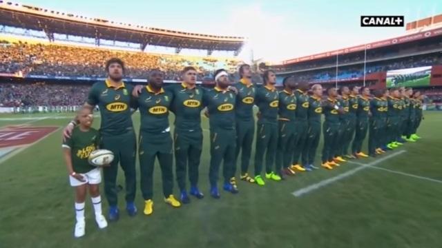 Afrique du Sud - France. La composition des Springboks pour le deuxième test-match face aux Bleus