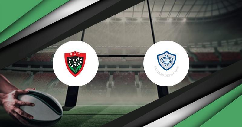 COMPOSITION. Top 14 - Toulon avec ses All Blacks pour recevoir Castres