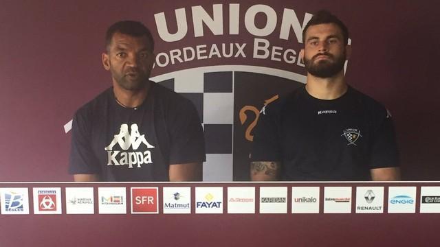 Top 14 - Présentation des clubs pour la saison 2016-2017 : Union Bordeaux Bègles