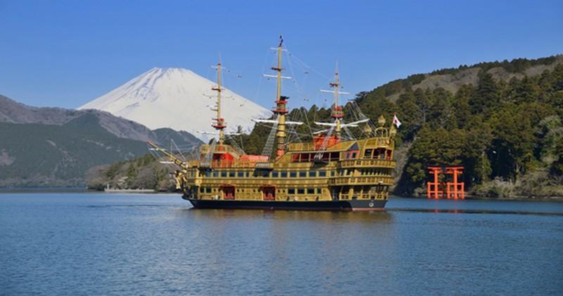 [Voyage Coupe du Monde] Connaissez-vous Hakone, cette station thermale aux portes de Tokyo ?