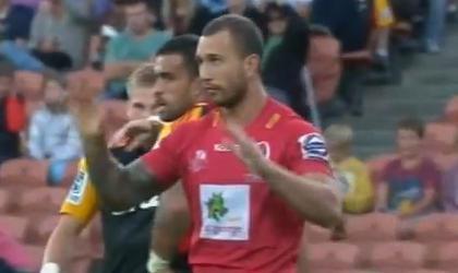 Quade Cooper et Will Genia brillent contre les Chiefs