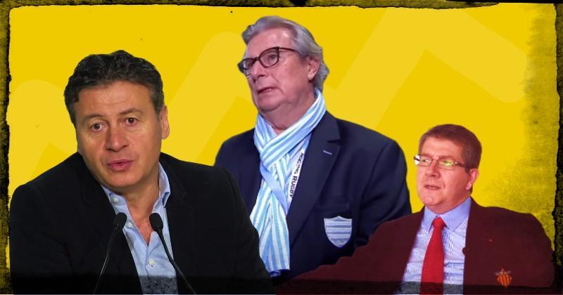 Top 14/Pro D2 - Marti, Lorenzetti, déclarations chocs des présidents en période de crise