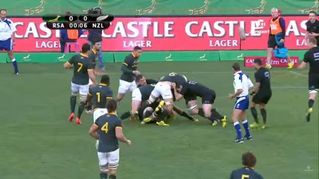 VIDEO. Coupe du monde - 1/2 finale : Présentation de Nouvelle-Zélande - Afrique du Sud