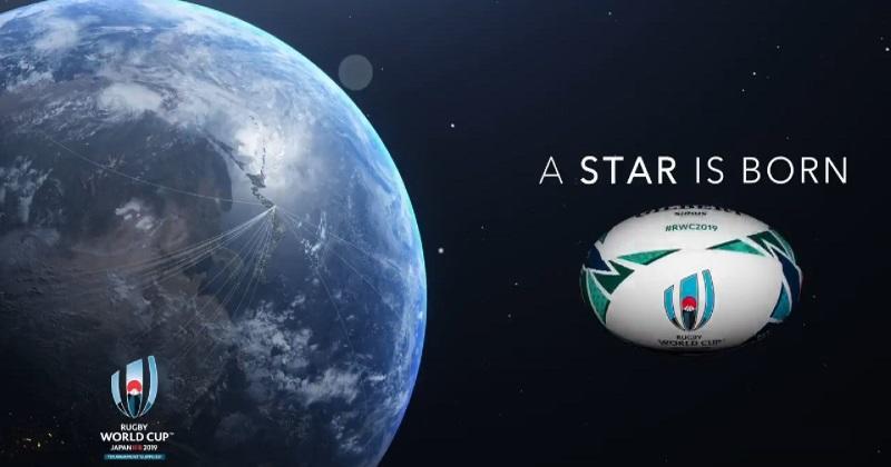 Coupe du monde 2019 : découvrez Sirius, le ballon de la compétition !