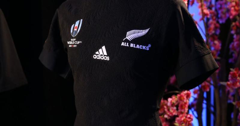 Coupe du monde 2019 : les nouveaux maillots des All Blacks dévoilés !