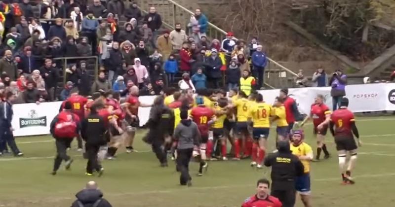 COUPE DU MONDE 2019 : World Rugby repousse (encore) sa décision pour Belgique - Espagne