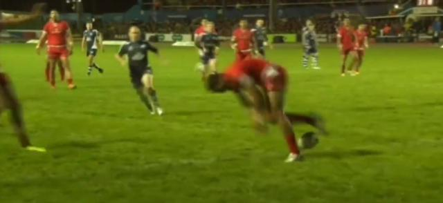 VIDEO. Coupe du Monde à XIII. La bourde des Tongiens et la victoire surpise de l'Ecosse